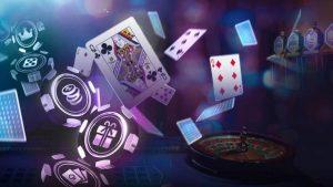 The huge world of online poker