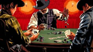 What are the different types of gambling games?